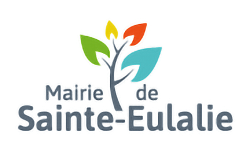 logo de la ville de Sainte-Eulalie en Gironde