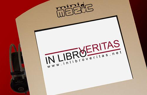 InLibroVeritas sur les bornes Pragmazic