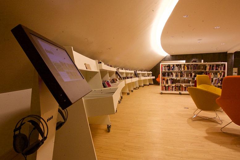 Bornes - musique - Niemeyer, le Havre