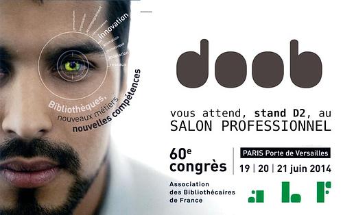 doob au 60ème congrès de l'ABF