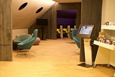 Bornes - cinéma - Niemeyer, le Havre