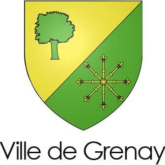 Logo ville de Grenay (non officiel)